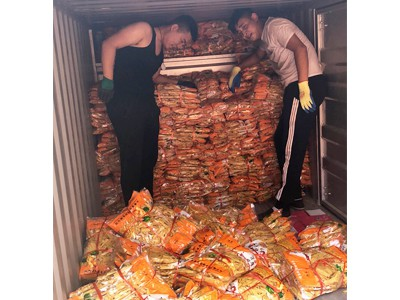 食品装卸搬运